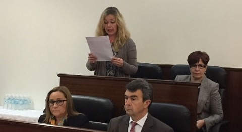 Diputación Huelva insta al Gobierno que ejecute obras regadío Andévalo