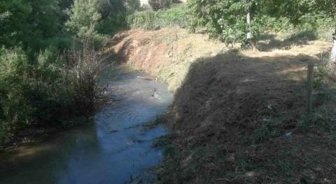 Iniciados trabajos mejora dinámica fluvial río Huerva