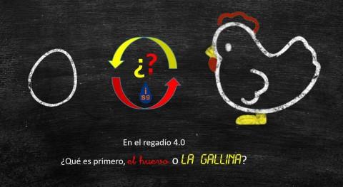 regadío 4.0. ¿Qué es primero, huevo o gallina?