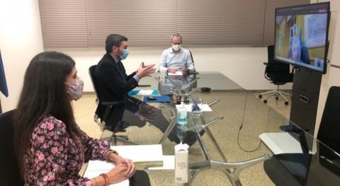 Murcia solicita convocar cinco comunidades implicadas lograr acuerdo nacional agua