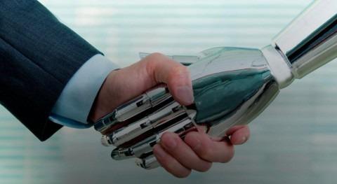 Informe Minsait. Cobots: trabajo colaborativo humano–robot