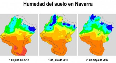 Navarra adelanta inicio campaña estival incendios sequía zona sur