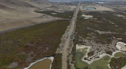 Perú busca alternativas conservación humedales Puerto Viejo