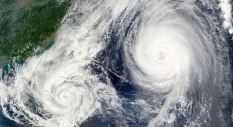 cambio climático antropogénico aumenta eventos meteorológicos extremos