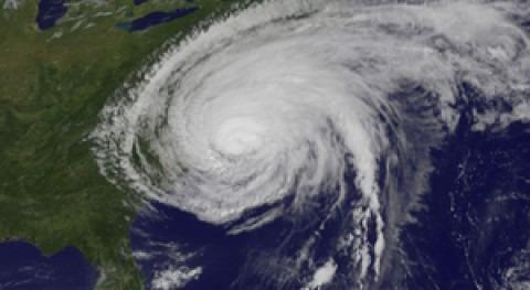 ¿ qué algunos huracanes se debilitan antes tocar tierra?