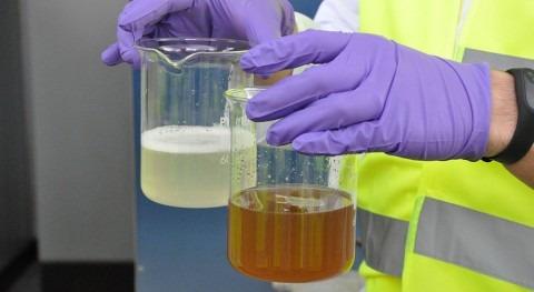 Nueva aplicación tecnología electrodesnitrificación Hydrokemós vertederos