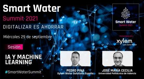 IA y Machine Learning garantizar seguridad hídrica frente eventos críticos
