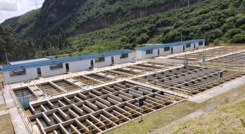 Se inician obras ampliación Planta Tratamiento Agua Potable Paluguillo