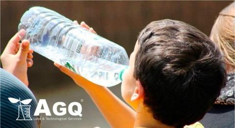 Calidad agua consumo humano Perú