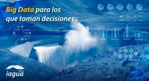 Nace iAgua Data, herramienta inteligencia que revolucionará sector agua