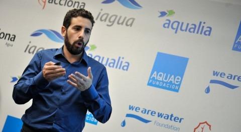 """""""Es reconfortante ver como entidades relevantes mundo agua se hacen eco tus contenidos"""""""