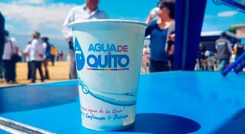 Todos tomar Agua Quito hervir. ¿Te animas?