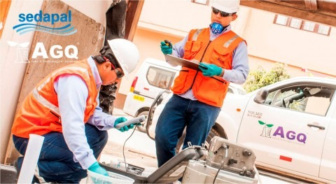 AGQ Labs obtiene monitoreo ambiental Aguas Lima