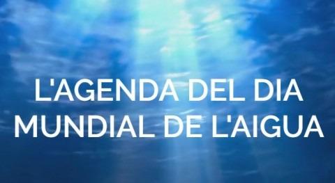 Agenda agua Catalunya