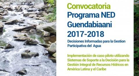 Abren convocatoria América Latina y Caribe proyectos abordar problemáticas agua