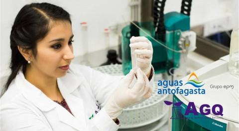 AGQ Labs consigue adjudicación Aguas Antofagasta Chile