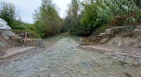 URA demuele dos pequeñas presas Nervión paso Orduña