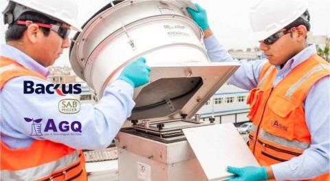 AGQ Labs realizará control ambiental Backus (SABMiller) Perú