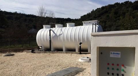 DINOTEC instala depuradora compacta Centro Visitantes Huerta Rey (Hornachuelos)