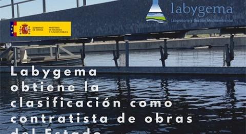 LABYGEMA obtiene clasificación como contratista obras Estado
