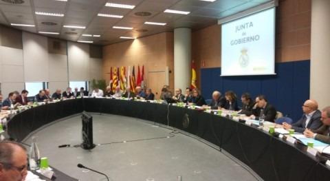 Reunión ordinaria Junta Gobierno CHE