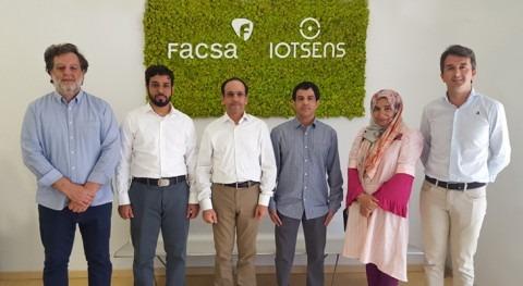 Aguas Abu Dhabi se interesa tecnología telelectura FACSA - IOTSENS