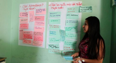 Perú desarrolla cinco talleres fortalecer capacidades manejo fajas marginales