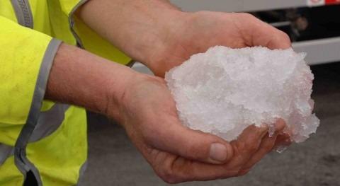 SUEZ Spain usa tecnología Ice Pigging higiene y desinfección procesos industriales