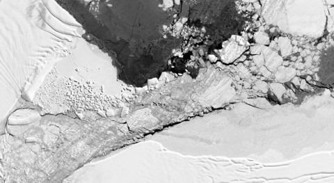 grupo científicos reconstruye viaje iceberg rectangular