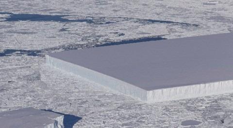 icebergs antárticos, claves nuevas edades hielo