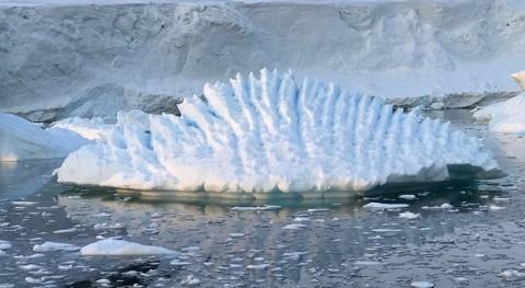 Casi cuarta parte hielo Antártida Occidental es actualmente inestable