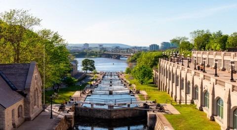 Canadá pone marcha nuevos proyectos sector agua