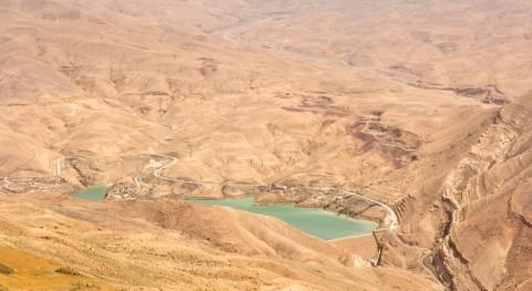 financiación internacional, clave frenar alarmante déficit hídrico Jordania