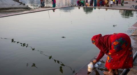 Tratamiento agua y desalinización, claves afrontar desabastecimiento agua India