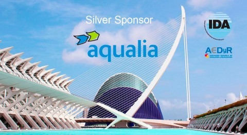 Aqualia colaborará IDA International Water Reuse and Recycling Conference