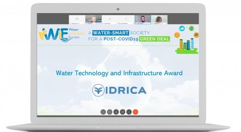 sistema alerta COVID-19 GoAigua gana Water Technology & Infrastructure Award