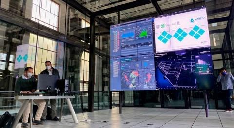 SACMEX presenta Plataforma Datos basada tecnología GoAigua Día Mundial Agua