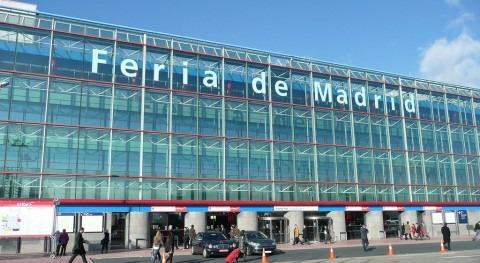 Feria Madrid (IFEMA) ahorra misma agua al año que que podría gastar Segovia día
