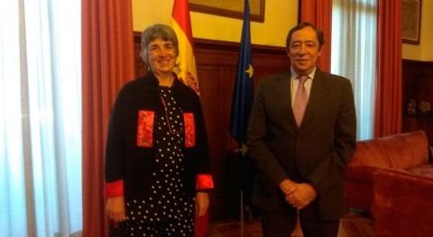 geóloga Ana María Alonso Zarza, nueva directora Instituto Geológico y Minero España