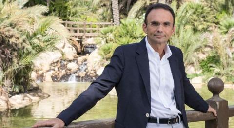 """Ignacio Casals: """" agua reutilizada ha cambiado cara Alicante"""""""