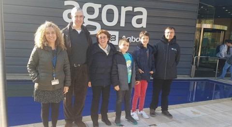 Museo Agbar Aguas familia