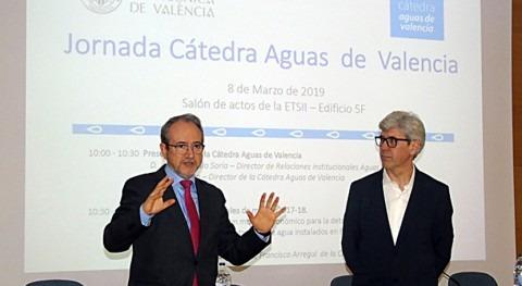 Cátedra Aguas Valencia reafirma compromiso formación e innovación