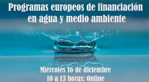 IIAMA organiza jornada programas europeos financiación agua y medio ambiente