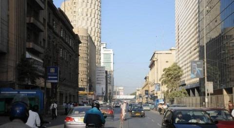 Centro financiero de Karachi (Rahib ALi/Wikipedia CC)