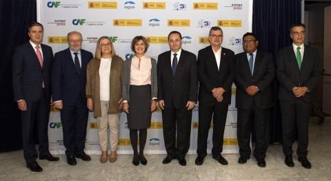 España y América Latina apuestan acuerdo global agua
