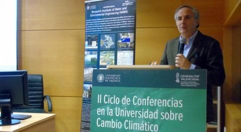 """I. Losada: """" litoral Mediterráneo será zonas más afectadas cambio climático"""""""
