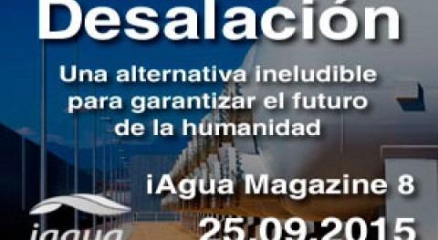 Presentación iAgua Magazine 8