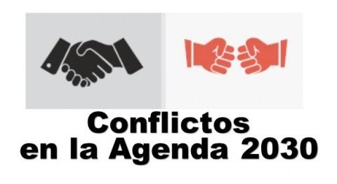 Conflictos Agenda 2030: ¿Otra manera hacer cosas?