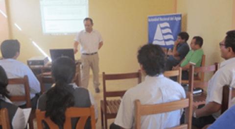 Luis Santiago Agüero, nuevo director de la AAA Madre de Dios