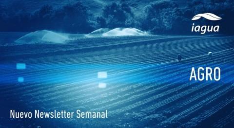 iAgua lanza nuevo newsletter semanal mejor información sector regadío